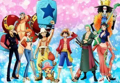 One piece co page 7 - Image one piece 2 ans plus tard ...